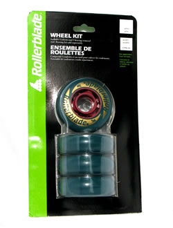 70mm Rollerblade wheels - 4 pack