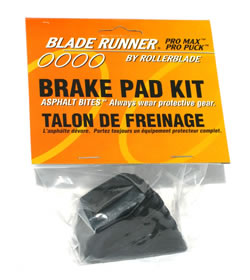 Rollerblade brake pad kit - 760L - fits multiple=